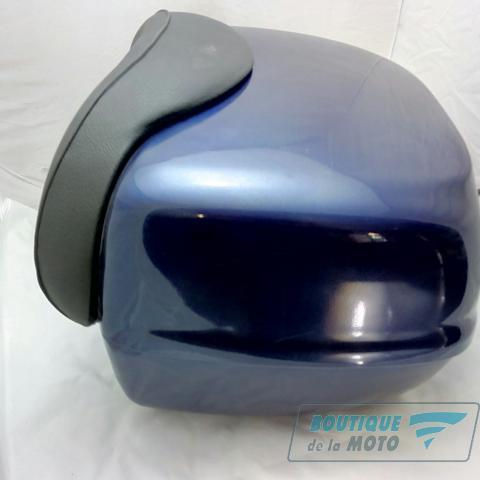 Kit Maleta Piaggio X9 Azul Real 202 Con Contrapesos La