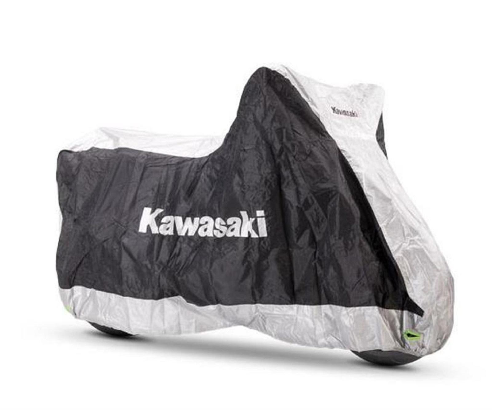 KAWASAKI Funda para moto